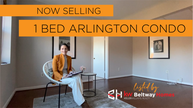 Arlington VA Condo for Sale