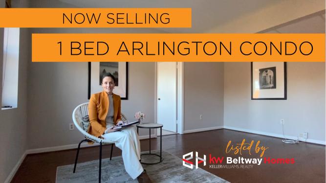 Arlington VA Condo for Sale